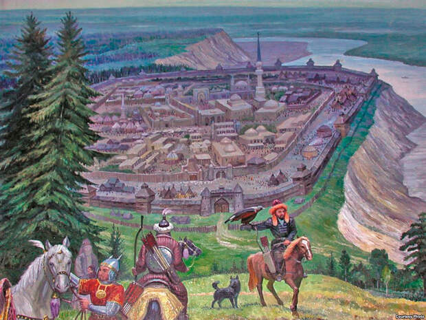 Как Сибирь была отдельным государством
