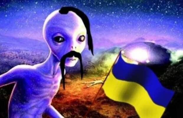 «Помогут только инопланетяне»: в Сети подняли на смех желание Украины «вернуть» Крым