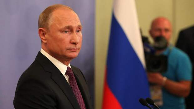 Путин отказался обсуждать вопрос обмена моряков с Украиной