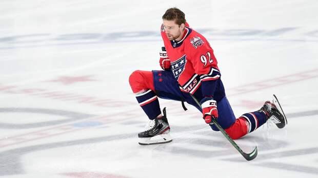Кузнецов признан 1-й звездой матча «Айлендерс» — «Вашингтон»
