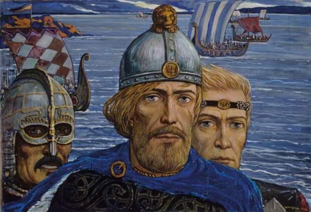 Миф о шведских викингах-господах, которые создали Русское государство