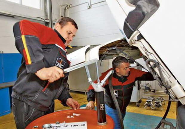 Моторное масло ZIC: проверяем ресурс и качество