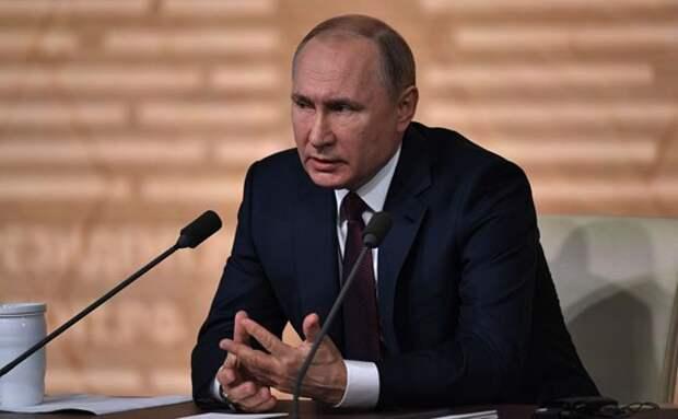 Лингвистический тупик: переводчики о фразах Путина, которые ошарашили их владмир путин, переводчики, фразы