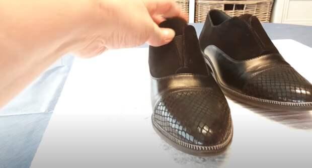 Старый капрон и масло преобразят вашу обувь — совет обувщика