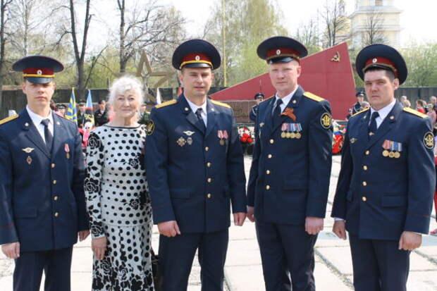 Сотрудники и ветераны Невьянской ИК-46