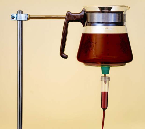 Как избавиться кофеиновой зависимости
