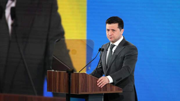 Зеленскому предрекли проблемы из-за предложения Путина о встрече