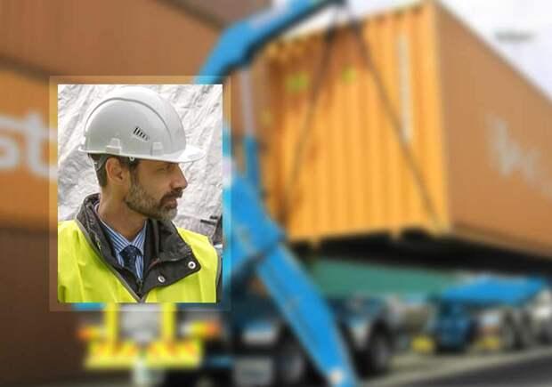РЖД смогут уложить контейнеры на боковую. БПК STEELBRO, боковые погрузчики «ящиков» — будущее контейнерной логистики