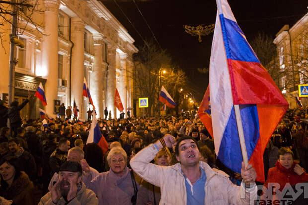 Почему весь цивилизованный мир ополчился на нас из-за присоединения Крыма к России?