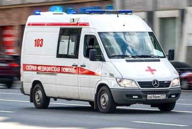 Турист из Германии упал с высоты 12-го этажа в Москве, убегая от русской подруги