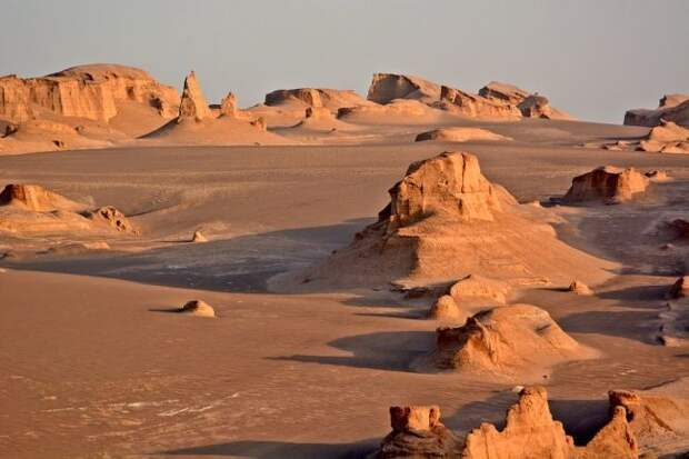 Шесть самых горячих мест нашей планеты