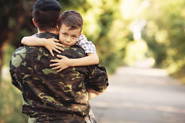 Защитники счастливого детства