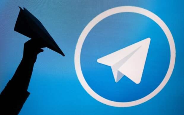 Президенту России Владимиру Путину доложили о блокировке мессенджера «Телеграм»