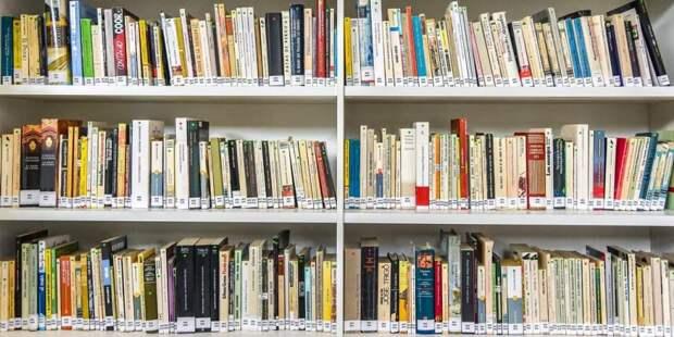 Сергунина: В Москве создан онлайн-сервис для бронирования книг в библиотеках. Фото: Е. Самарин mos.ru