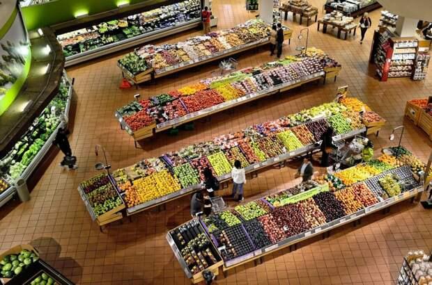 Названы причины высокой стоимости отечественных продуктов