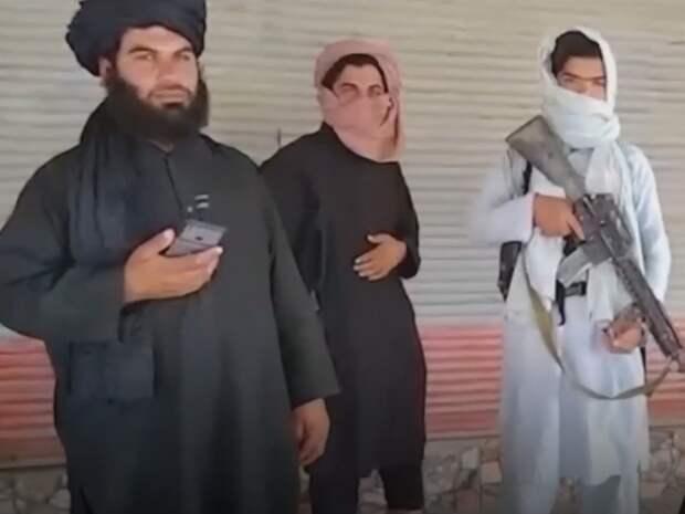 Афганские талибы направили сотни военных на границу с Таджикистаном