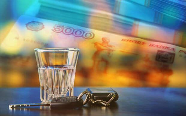 Приставы против пьяных водителей: служба отчиталась сколько денег взыскано