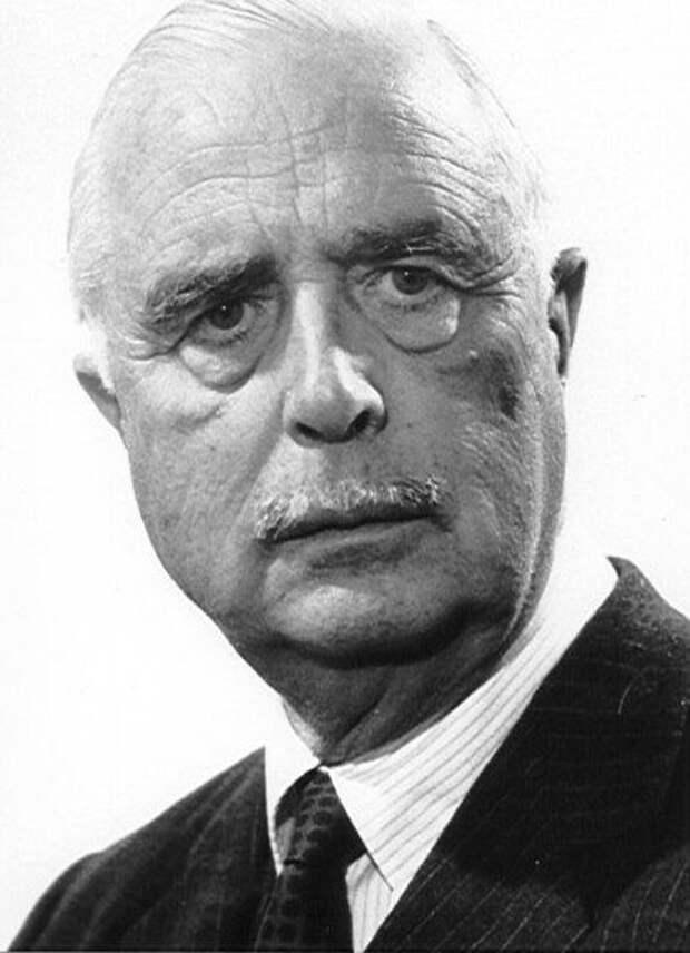 Карл Якоб Буркхардт возглавлял Международный комитет Красного Креста в 1945-1948 гг.