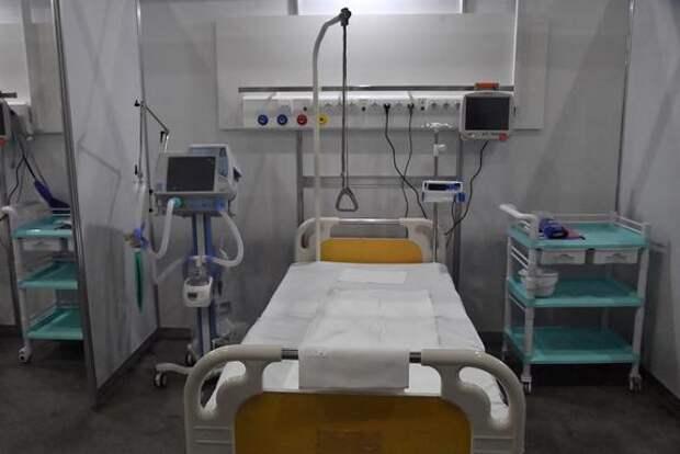 На Кубани врачи спасли пациента со стопроцентным поражением легких