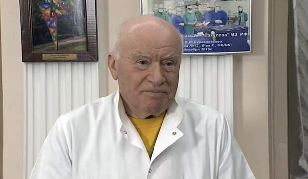 Академик Лео Бокерия спрогнозировал время завершения пандемии коронавируса