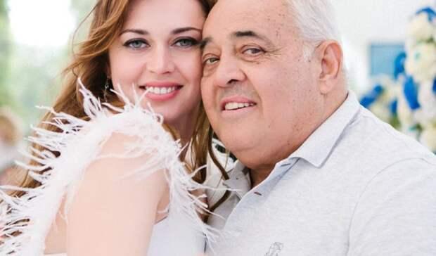 Первая леди Башкирии Каринэ Хабирова показала фото своего отца