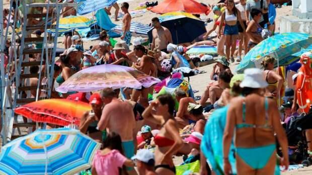 Ростуризм сообщил о максимальной загруженности курортов на Черном море - «Бизнес»