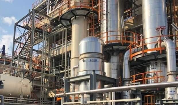 100млн тонн достигнет производство нефтехимии Ирана к2022 году