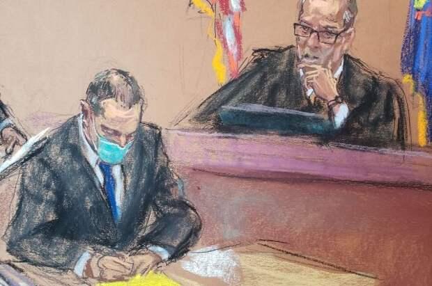 Экс-полицейский, обвиняемый в убийстве Флойда, отказался давать показания
