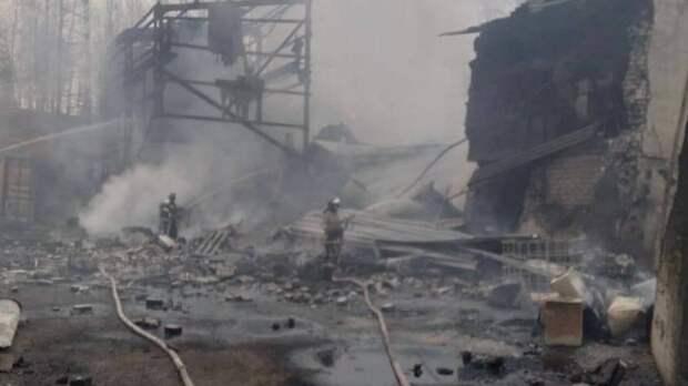 Глава Рязанской области предложил проверить опасные производства после ЧП на «Эластике»