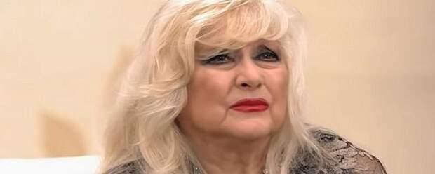 78-летняя Ирина Мирошниченко госпитализирована с вирусной пневмонией