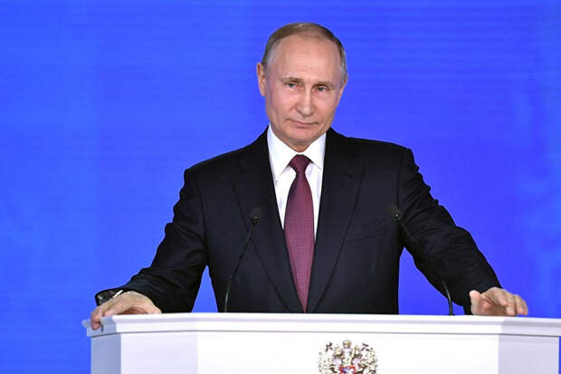 Президент России заявил, что РФ никому не угрожает