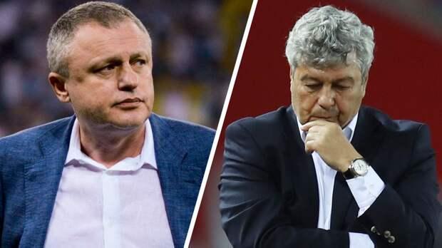 «Я ###### в «Динамо» 1,5 млрд, вложите свои деньги и берите, кого хотите». В Киеве скандал из-за назначения Луческу