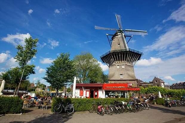 Места в Амстердаме, куда ходят сами амстердамцы (25 фото)