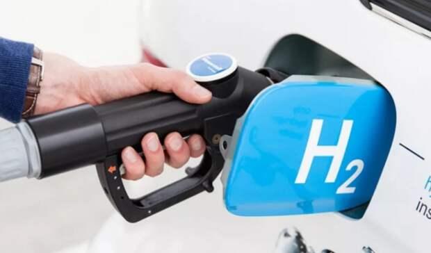 Водородная АЗС построена вцентре водородной промышленности Южной Кореи