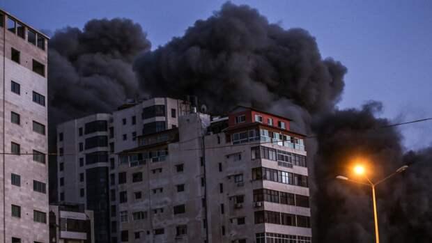 Пожар в Ашдоде, обстрел из Сирии: последние события палестино-израильского конфликта
