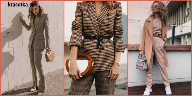 Модные тенденции и тренды осень-зима 2020-2021 для самых стильных красоток