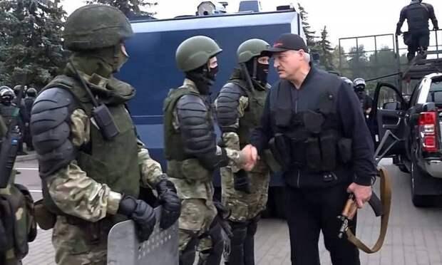 Вялотекущая революция: Запад добивается гражданской войны в Беларуси