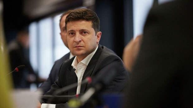 Зеленский рассказал об усилиях Украины по «возвращению» Крыма