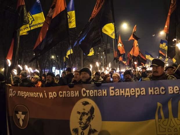 Украина заражена вирусом неонацизма