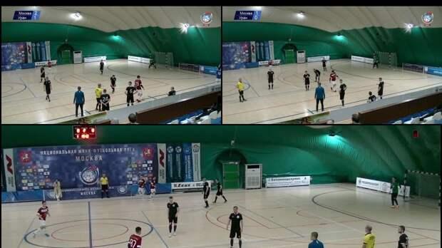 Москва - Уран   Суперлига