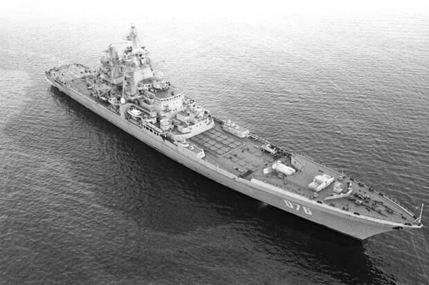 Атомный миротворец: как один крейсер прекратил войну