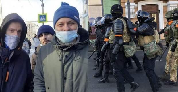 Юрия Дудя - на допрос: откуда знал о готовящихся беспорядках во Владивостоке?! (дикое видео)