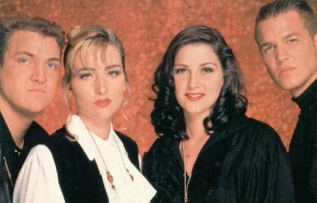 Легенды 1990-х: Участники культовой шведской поп-группы «Ace of Base» тогда и сейчас