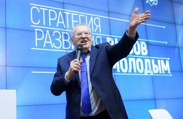 Жириновский назвал способ быстро заставить Украину снять водную блокаду с Крыма