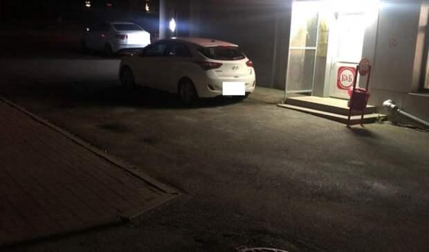 ВСтаврополе водитель переехал ногу пешеходу искрылся