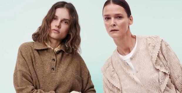 Какие свитеры в моде этой зимой и весной