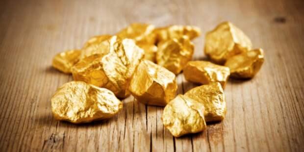 У жителя Чукотки нашли золото