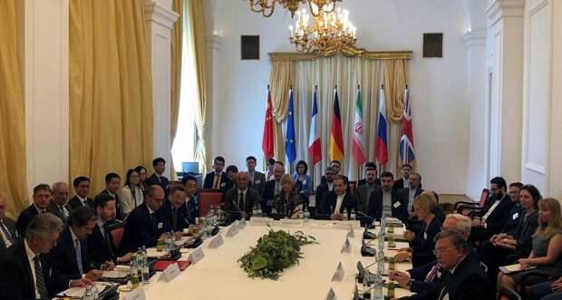 Двойной подход Ирана к спасению СВПД