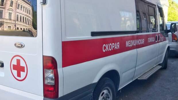 Двухлетний ребенок отравился витаминами в Петербурге
