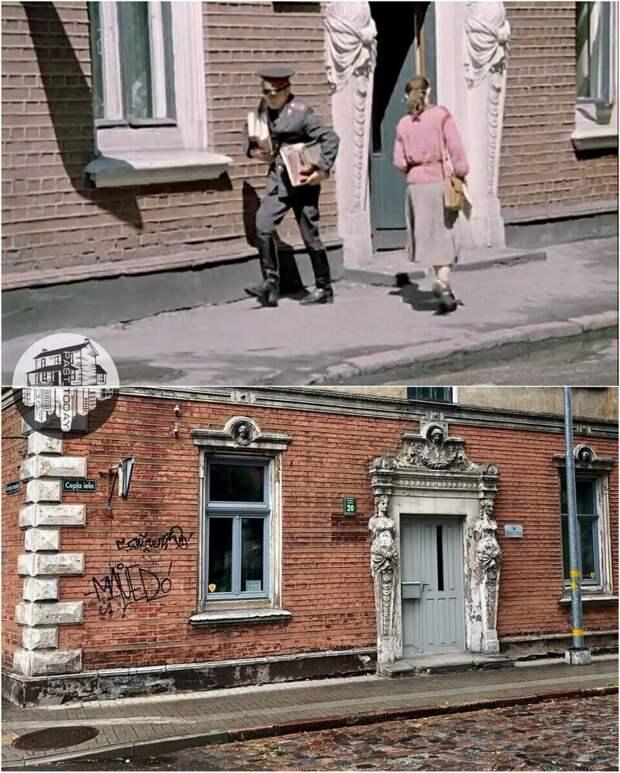 Москва и другие города в кино